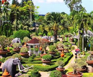 Nong Nooch Tropical Garden Pattaya | Show & Ticket
