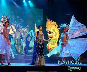 Playhouse Magical Cabaret @Suan Lum Night Bazaar Ratchadaphisek