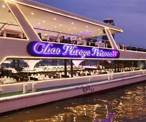Chao Phraya Princess Cruise  | Dinner Cruise
