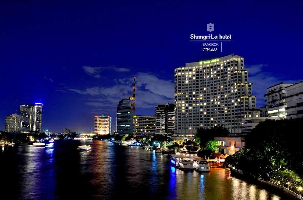 Hotel in Bangkok - Luxury 5 Star | Shangri-La Hotel