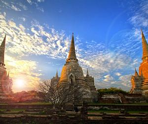 Ayutthaya Tour by Grand Pearl Cruise | Bangkok
