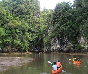 Krabi Sea Kayaking | Krabi