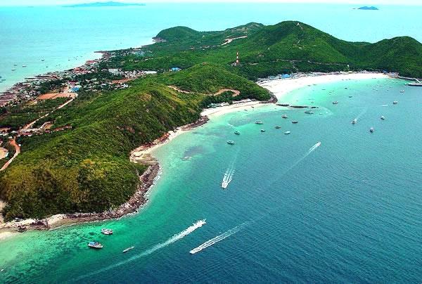 Coral Island (Koh Lan) by Speed Boat  Thailand, Pattaya Water Activity