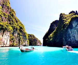 Phi Phi Island Maya Khai Island Tour (Full Day) by Speedboat | Phuket