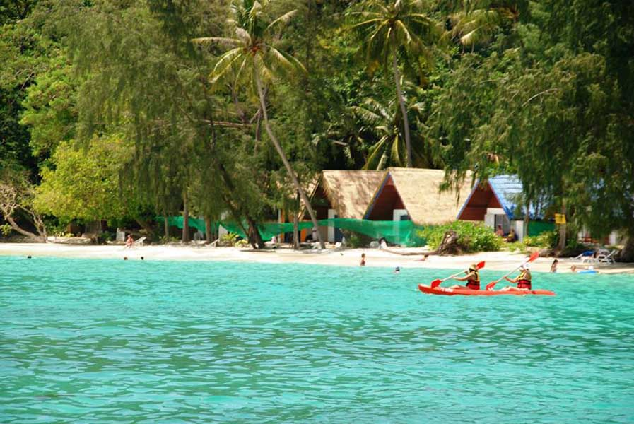 Coral Island Tour (by Speed Boat)  Thailand, Phuket Water Activity
