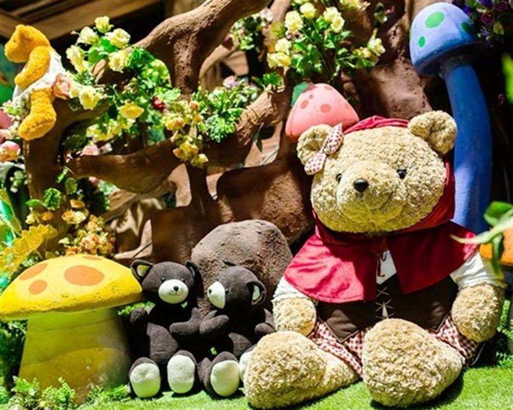 Teddy Island Museum Pattaya