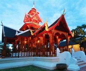 Thai Thani Arts & Culture Village Pattaya