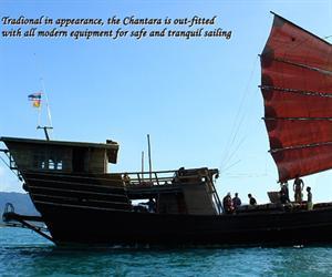 Koh Phangan Chantara Junk Boat Tour | Koh Samui
