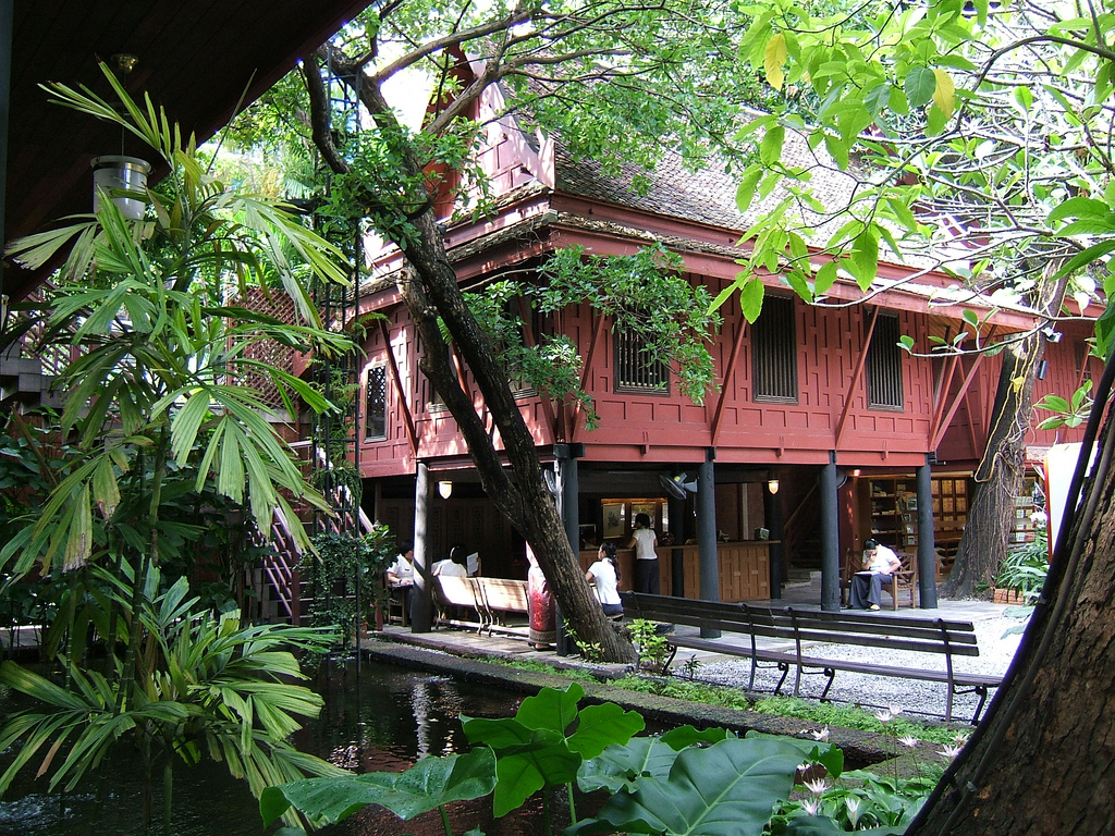 Jim Thompson House and Suan Pakkad Palace Tour  Thailand, Bangkok DayTrip