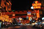 Night tour experience in China Town and Local Flower Market