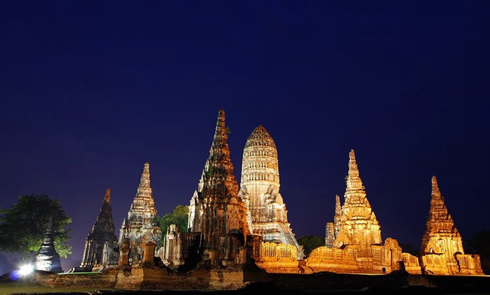 how to get to ayutthaya thailand from bangkok