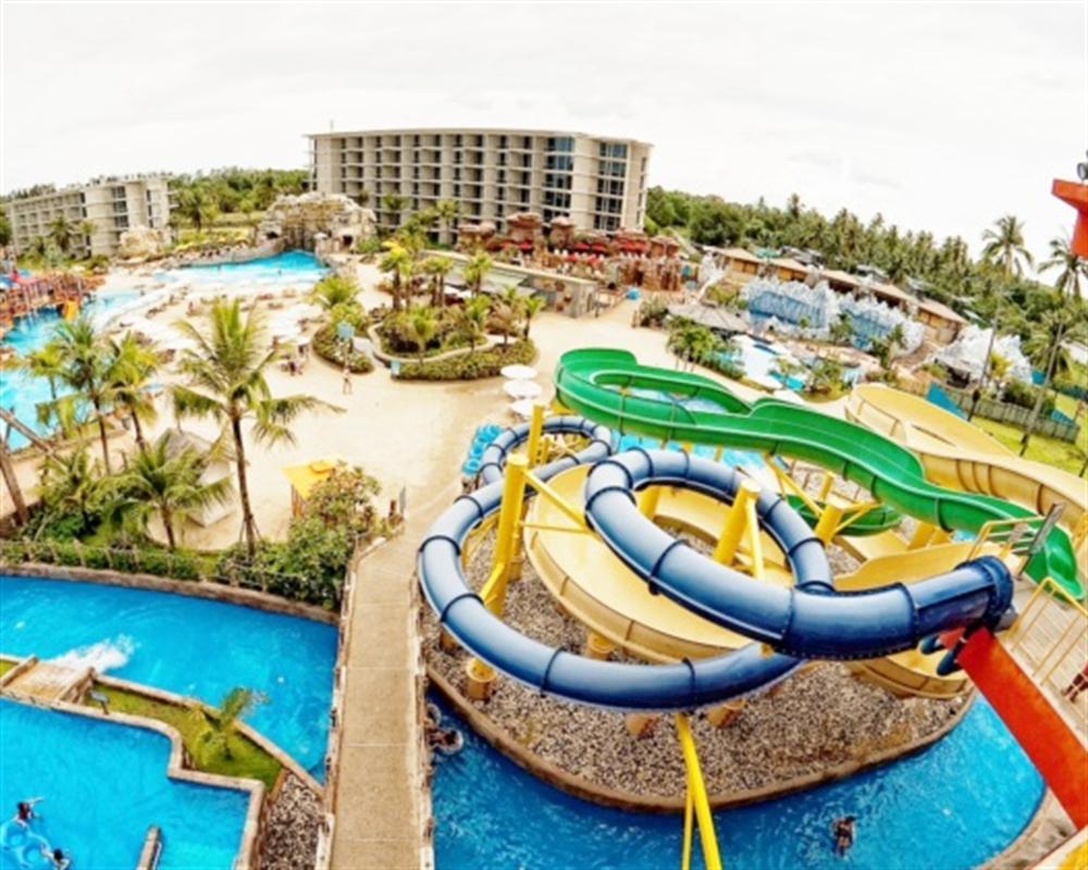 Splash Jungle Water Park Phuket