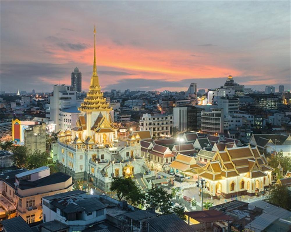 Bangkok One Day Tour (Depart from Pattaya)