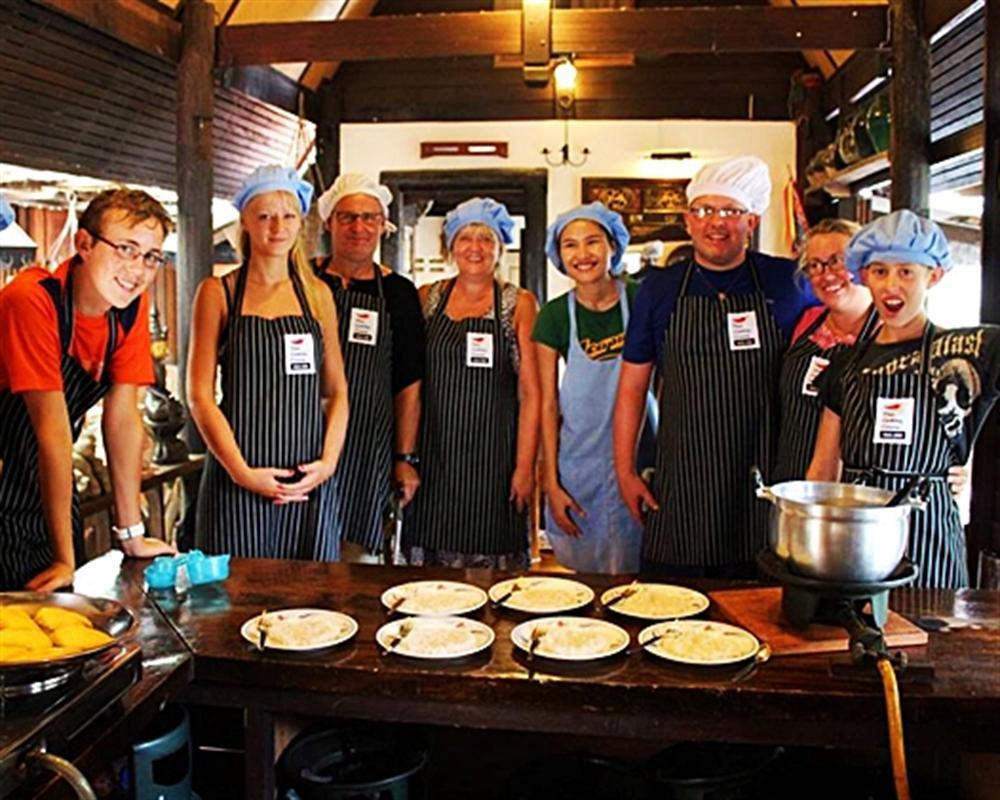 Thai Cooking Course Hua Hin By Ratthreeya Buchabun