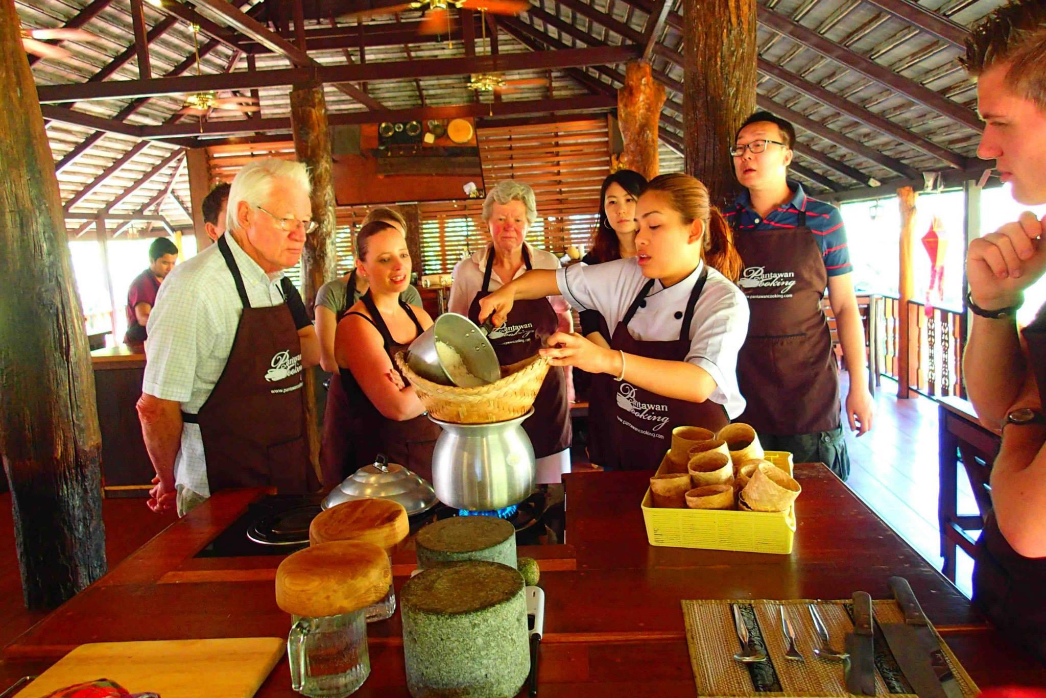 pantawan cooking class chiang mai thailand chiang mai cooking class