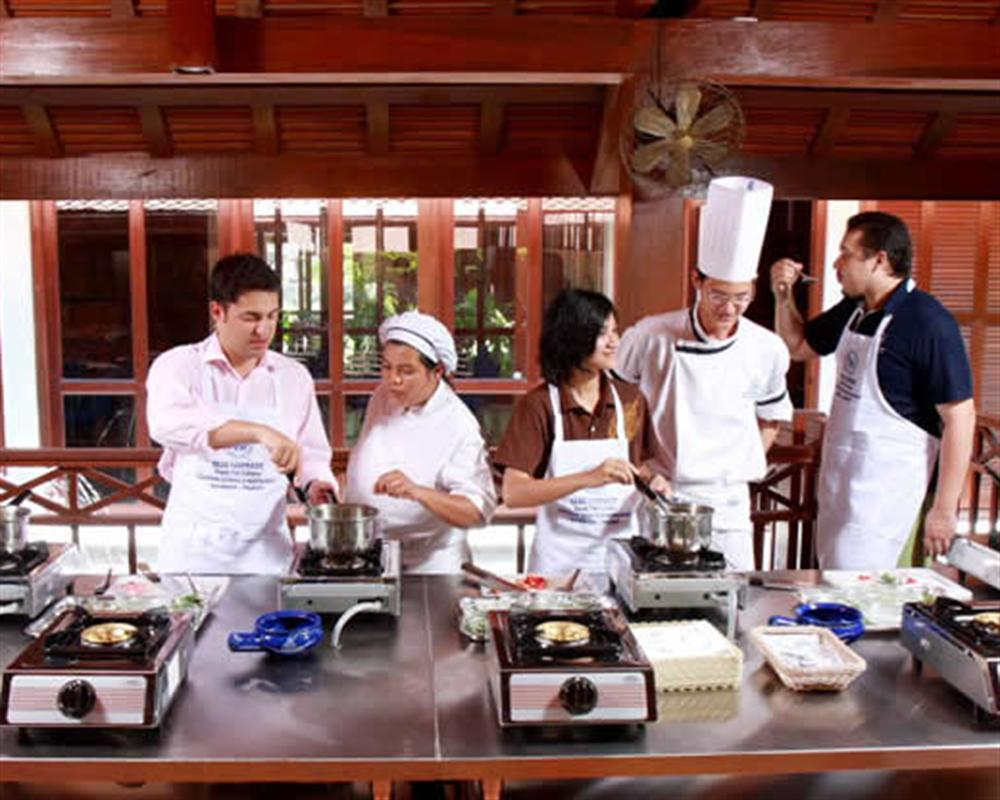 Blue Elephant Cooking School Phuket