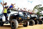 Koh Samui 4WD Jeep Jungle Tour