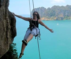 Rock Climbing Krabi (Railay Beach)