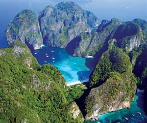 Phi Phi Island Tour by Speed Boat from Krabi | Krabi