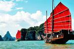 Sunset Cruise of Phang Nga Bay by June Bahtra