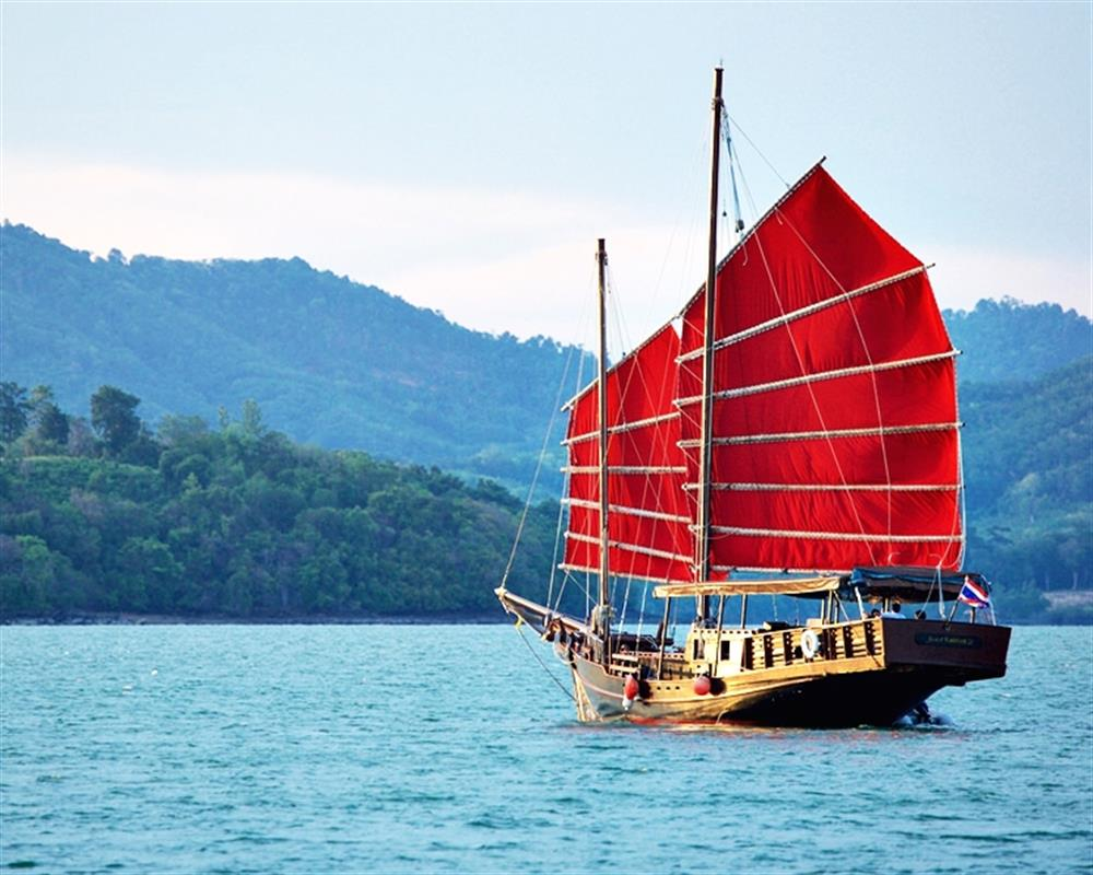 June Bahtra -The Spirit of Phang Nga Bay Cruise