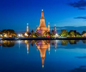 Chao Phraya Rice Barge Cruise