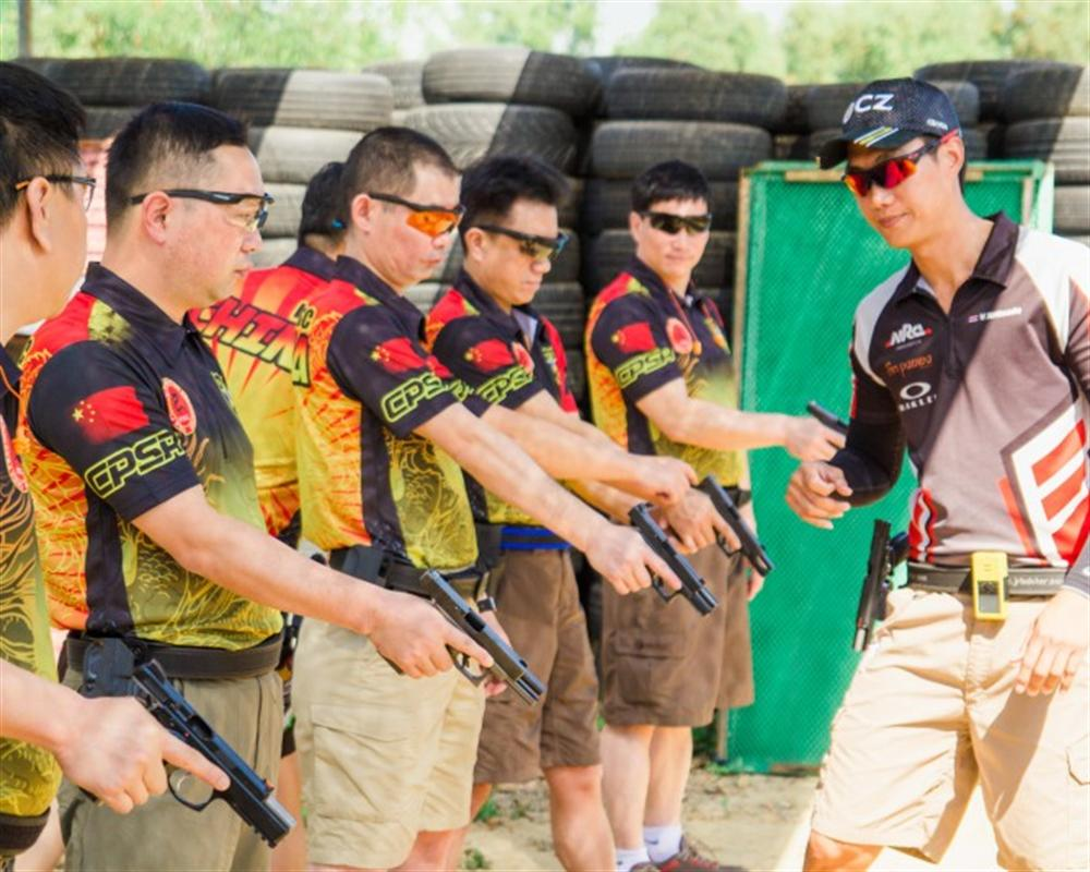 Target One Bangkok Shooting