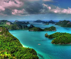 Angthong Marine Park Tour