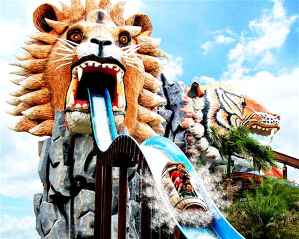 Siam Park City  Thailand, Bangkok Show & Ticket