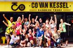 Co van Kessel Bangkok Tour
