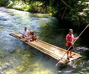 Khao Lak Safari (Elephant Trekking & Bamboo Rafting) | Phang Nga