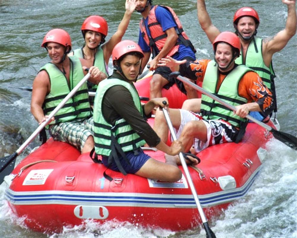 White Water Rafting & ATV Adventure