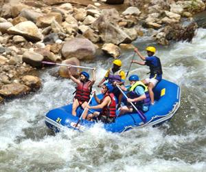 White Water Rafting & ATV Adventure | Phang Nga