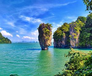 James Bond Island and Sea Cave Canoe