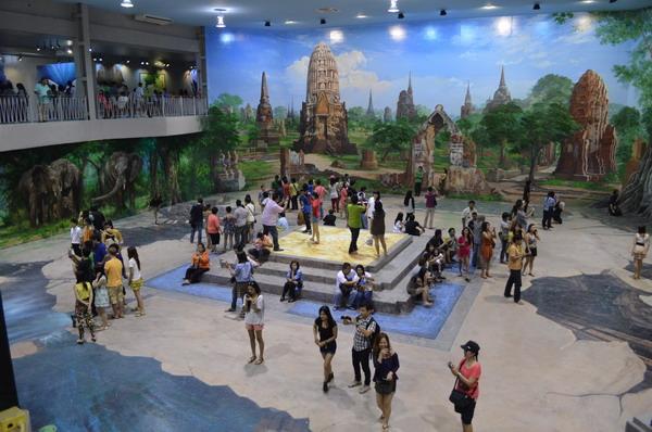 Art in Paradise Pattaya  Thailand, Pattaya Show & Ticket