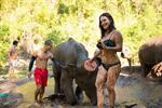 Hug Elephants Sanctuary Chiang Mai