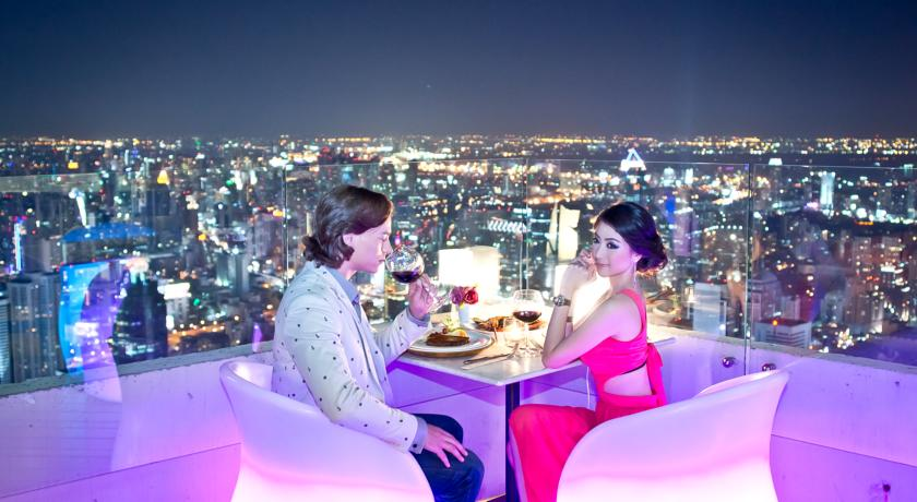 Bangkok Balcony On 81st Floor Baiyoke Sky Hotel Thailand Bangkok Show Ticket
