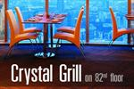 Crystal Grill Restaurant at Baiyoke Sky Hotel