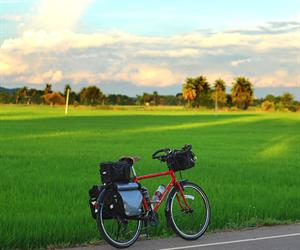 Half Day Cycling at Koh Klang Village | Krabi
