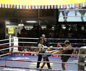 Patong Boxing Stadium Phuket
