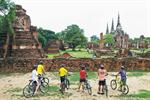 Historic Ayutthaya Bicycle Tour