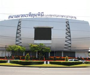 Thai Boxing at Lumpini Stadium (Ramintra)