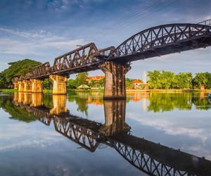 Bridge over the River Kwai and Elephant Riding Tour | Hua Hin