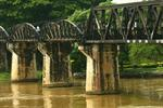 Bridge over the River Kwai and Elephant Riding Tour