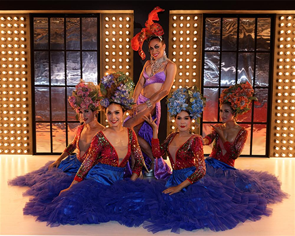 The Stage Cabaret Show Koh Samui