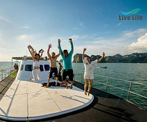 Live Life Andaman Luxury Sunset Cruise