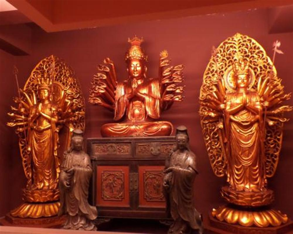 The Museum of Buddhist Arts