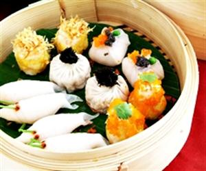 Bai Yun Dim Sum Buffet at Banyan Tree Bangkok