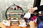 Afternoon Tea Vertigo Too at Banyan Tree Bangkok
