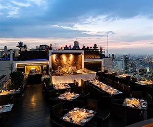 Vertigo and Moon Bar Bangkok
